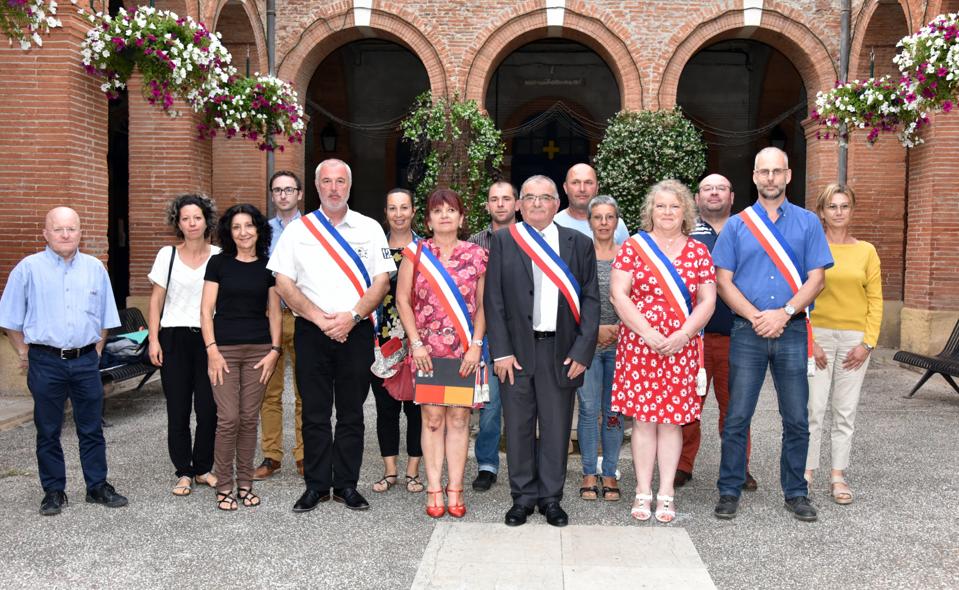 Membres du Conseil Municipal 2020 / 2026